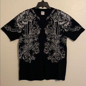 NWOT Zara Mens designer Shirt